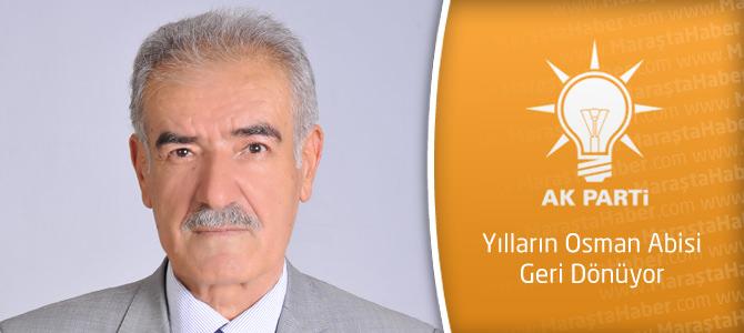 Yılların Osman Abisi Geri Dönüyor