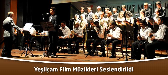 Yeşilçam Film Müzikleri Seslendirildi