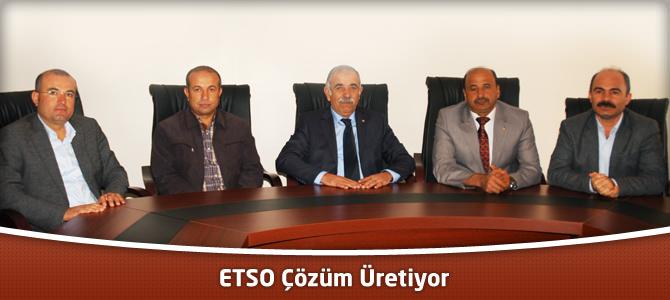 ETSO Çözüm Üretiyor