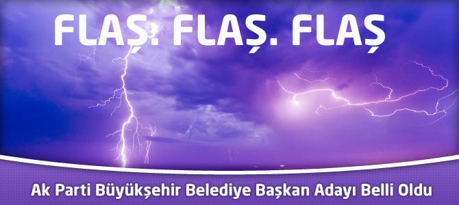 Ak Parti Büyükşehir Belediye Başkanı Fatih Mehmet Erkoç
