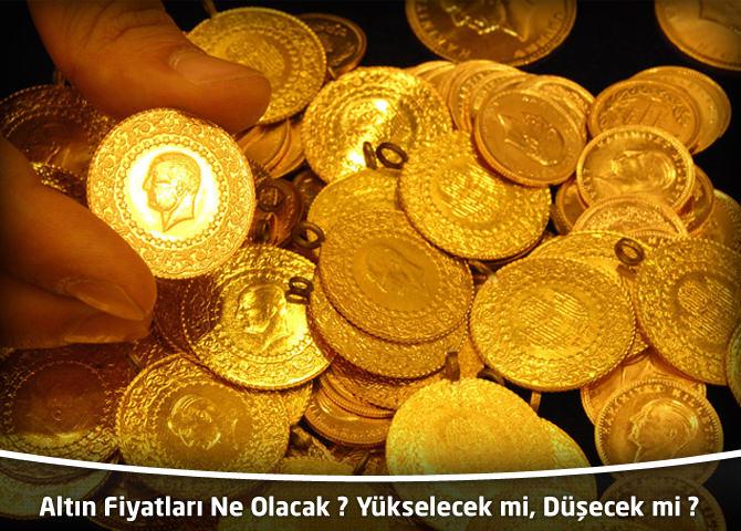 18 Kasım Altın fiyatları ne olacak? Çeyrek altın fiyatı düşecek mi yükselecek mi ?