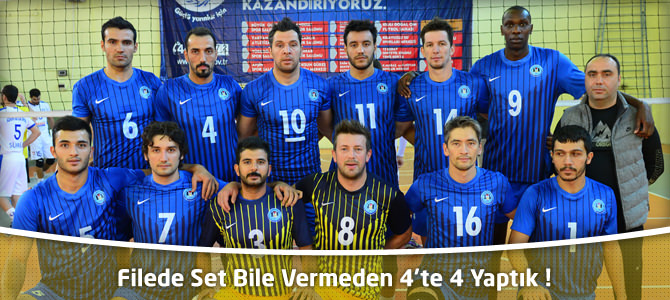 Filede Set Bile Vermeden 4'te 4