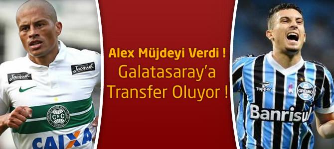 Galatasaray'ın yeni transferi Alex Telles