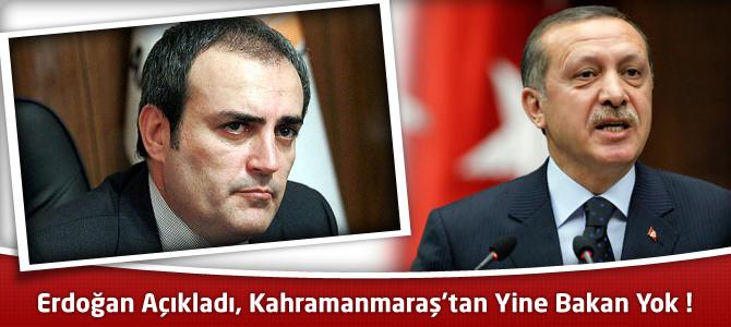 Başbakan Erdoğan, Yeni Kabineyi Açıkladı İşte O Bakanlar
