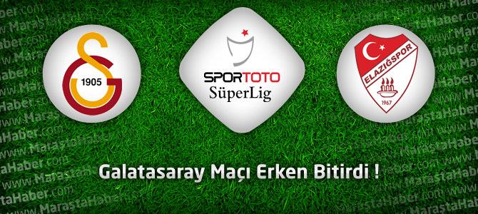 Galatasaray 2 – Elazığspor 0 geniş maç özeti ve maçın golleri