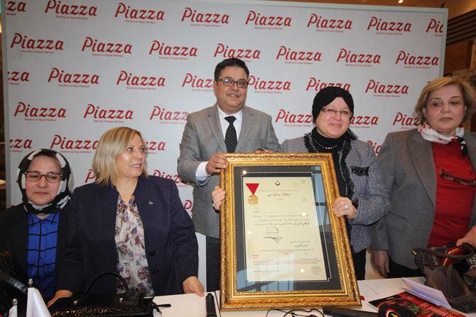 ''Turtata'' Piazza AVM'de Maraş'ın en lezzetli yemeği seçildi