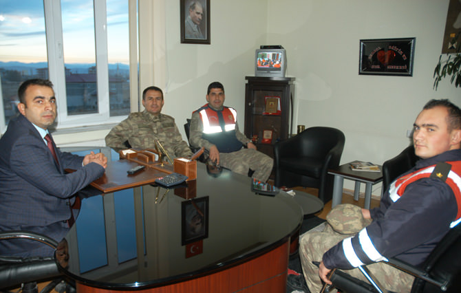 Jandarma Sembol 3