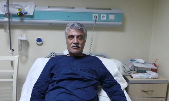 Mustafa Özsoy  Bugün Taburcu Oluyor