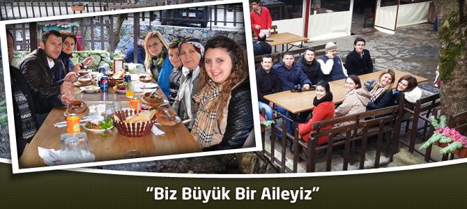 Çorlu Gazeteciler Derneği'nden Abant, Maşukiye ve Kartepe Gezisi