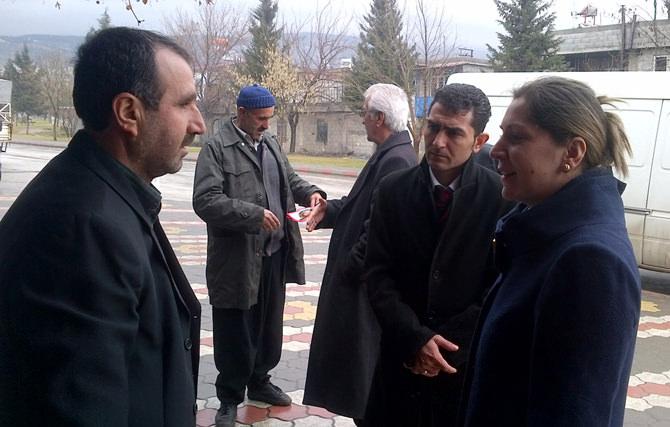 Av. Neslihan Koca Nergiz, Seçim Çalışmalarını Hızla Sürdürüyor