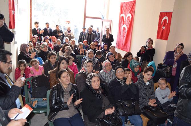 Dulkadiroğlu Belediye Başkan Adayı Nergiz; MHP'de Buluşma Zamanı