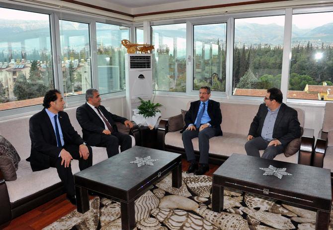 Başkan Poyraz'dan Hayırlı Olsun Ziyaretleri