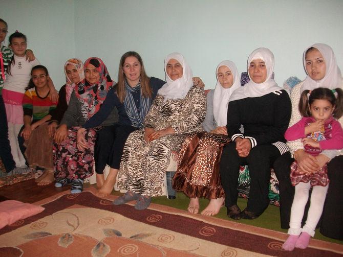 Av. Neslihan Koca Nergiz'e Kadınlardan Tam Destek