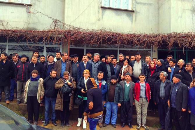 CHP'li Ateş'ten Üç Yeni Köy Garajı Müjdesi