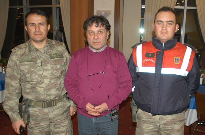 Jandarma-Basın Gönül Gönüle