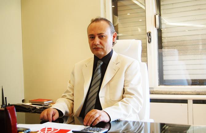 Kemal Sayın, 10 Ocak Çalışan Gazeteciler ve İdareciler gününü kutladı