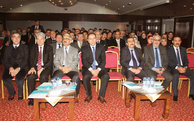 METEK Projesi Kalite Güvencesi Uygulamaları Bilgilendirme Toplantısı Kahramanmaraş'ta Gerçekleştirildi.