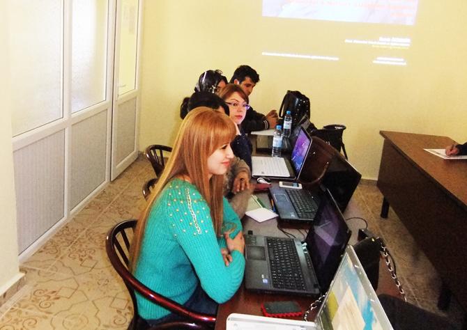 Afşin İlçesinde Doğaka Kaynaklı Netcad Eğitimi Başladı