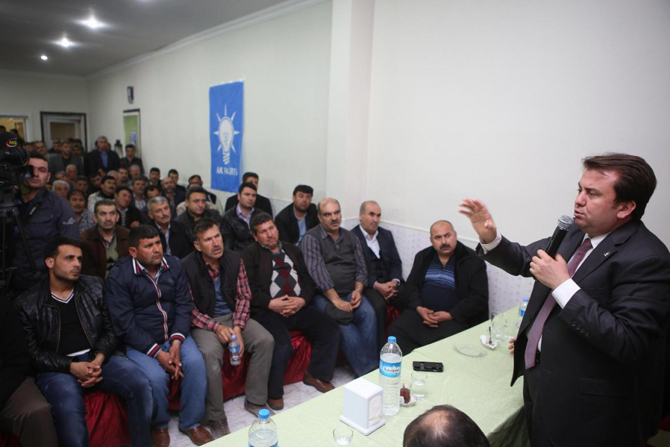 Doğukent'te Fatih Erkoç ve Necati Okay Rüzgarı