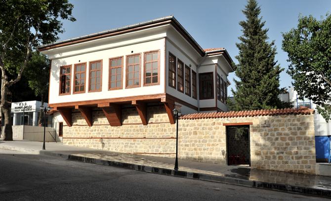 Maraş Evi Mahmut Arif-i Paşa Konağı Tanıtıldı