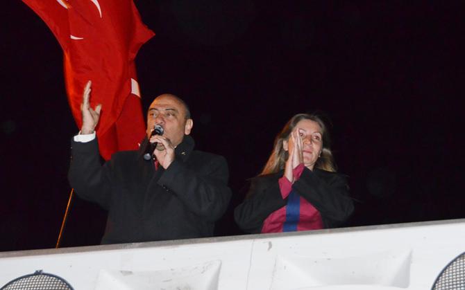 Divanlı, MHP'yi Bağrına Bastı