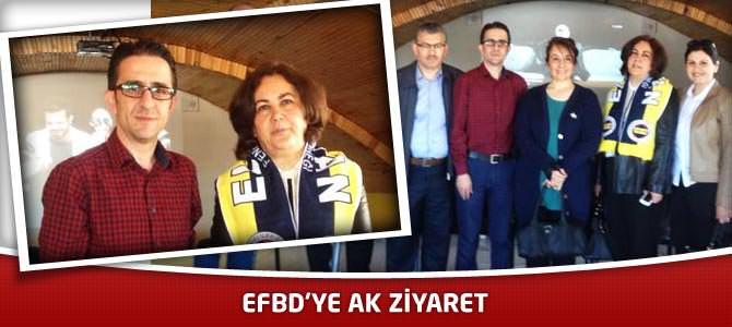 EFBD'ye AK Ziyaret