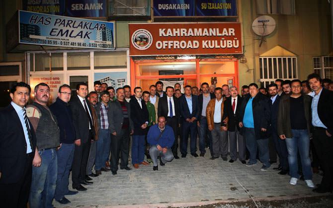 Turizm Haritasında Kahramanmaraş'ta Yer Alacak