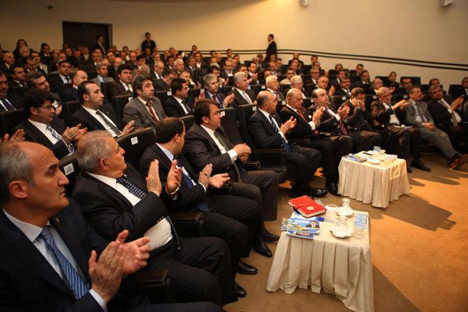 Ak Parti Kahramanmaraş'tan KMTSO Ziyareti