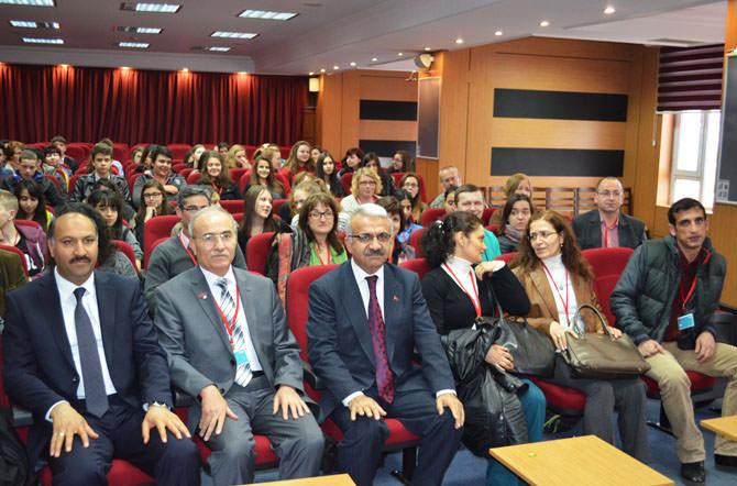 Anadolu Öğretmen Lisesi, Avrupalı Misafirlerini Ağırladı