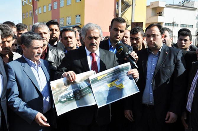 Elbistan Belediye Başkanı Küçük'ten Saldırıya Kınama