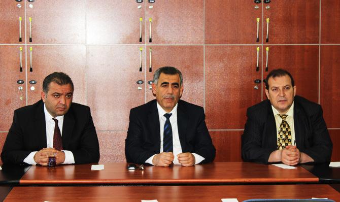 İşletmelerde Beceri Eğitimi Ve Mesleki Eğitim Komisyonu Toplandı