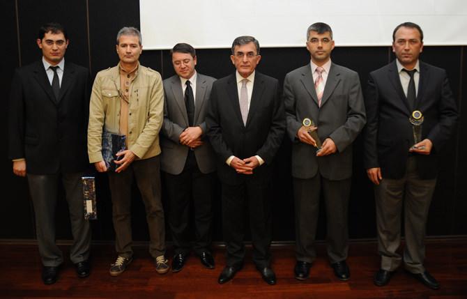 KSÜ'de Üretken Akademisyenler Ödüllendirildi