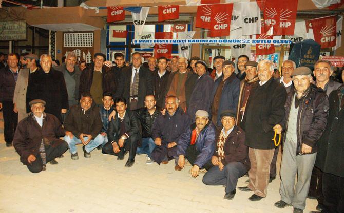 Nurhak'tan Akkuş'a Güvenoyu
