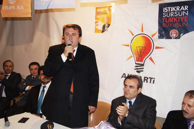 """Fatih Mehmet Erkoç """"Büyük Projelerimiz Var"""""""