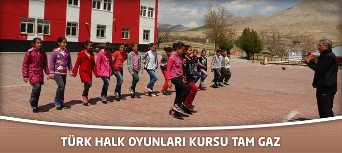Türk Halk Oyunları Kursu Tam Gaz