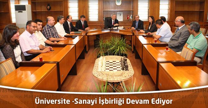 Üniversite -Sanayi İşbirliği OYAK Adana Çimento İle Devam Ediyor