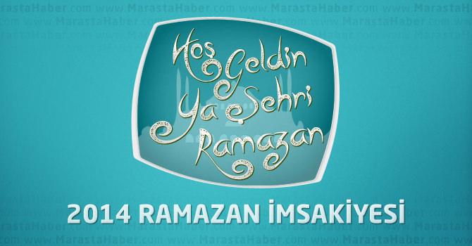 İl İl 2014 Ramazan İmsakiyesi – İftar vakti Sahur Saati için tıkla öğren !