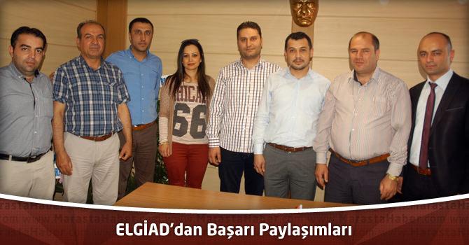 ELGİAD'dan Başarı Paylaşımları