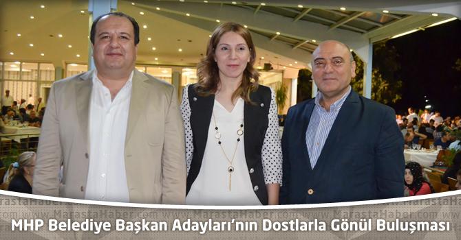 MHP Kahramanmaraş Belediye Başkan Adayları'nın Dostlarla Gönül Buluşması