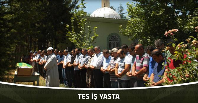 TES İŞ Yasta
