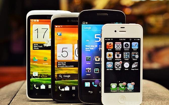 2014 yılında en çok satan akıllı telefonlar hangileri