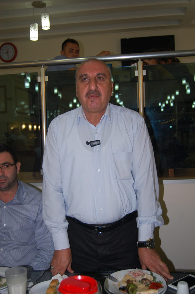 hizmet iş sendikası başkanı Ömer Çınar copy