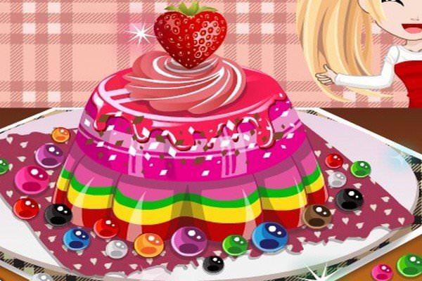 Yemek ve pasta yapma oyunları – Yemek yapma pasta kek yapma