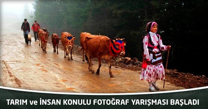 Tarım Ve İnsan Konulu Fotoğraf Yarışması Başladı