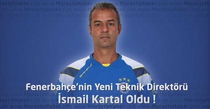 Fenerbahçe'nin Yeni Teknik Direktör İsmail Kartal Oldu ! İsmail Kartal Kimdir ?