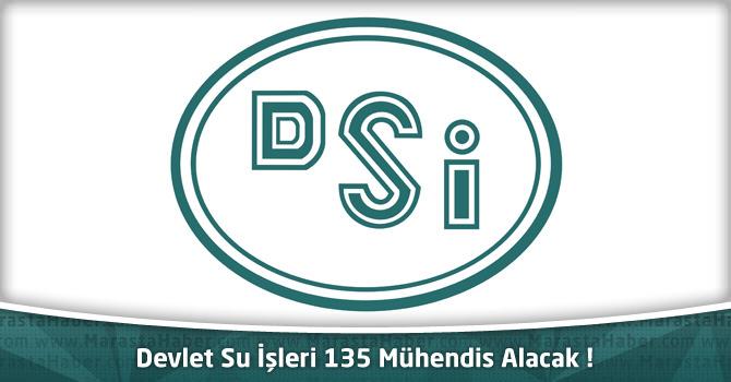 Devlet Su İşleri (DSİ) 135 Mühendis Alacak ! Başvuru tarihi ve gerekli bilgiler