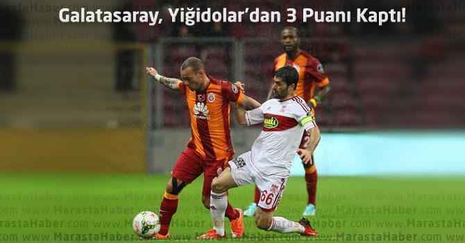 Galatasaray 2 – Sivasspor 1 Geniş maç özeti ve maçın golleri