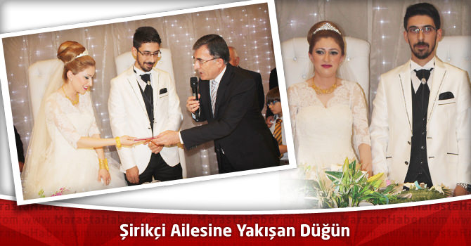 Şirikçi Ailesine Yakışan Düğün