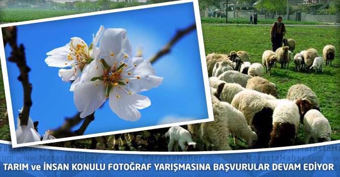Tarım Ve İnsan Konulu Fotoğraf Yarışmasına Başvurular Devam Ediyor…