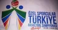 Türkiye Özel Sporcular Basketbol Şampiyonası Malatya'da Yapılacak